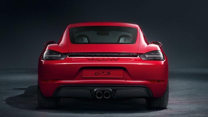 Porsche 718 2019 Exterior 033