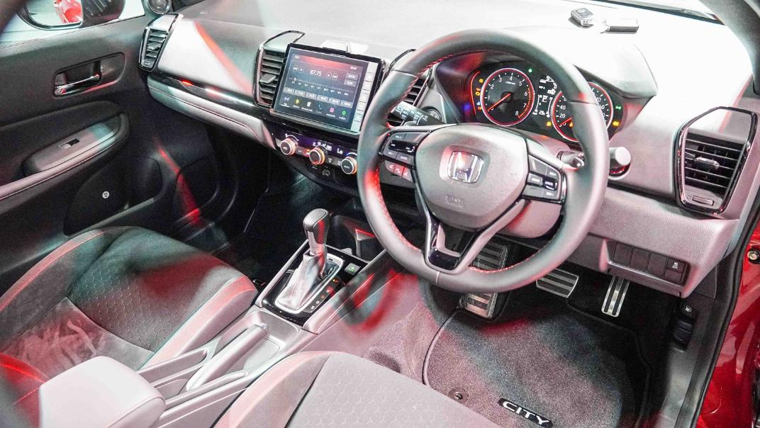2021 Honda City Hatchback International Version Interior 013