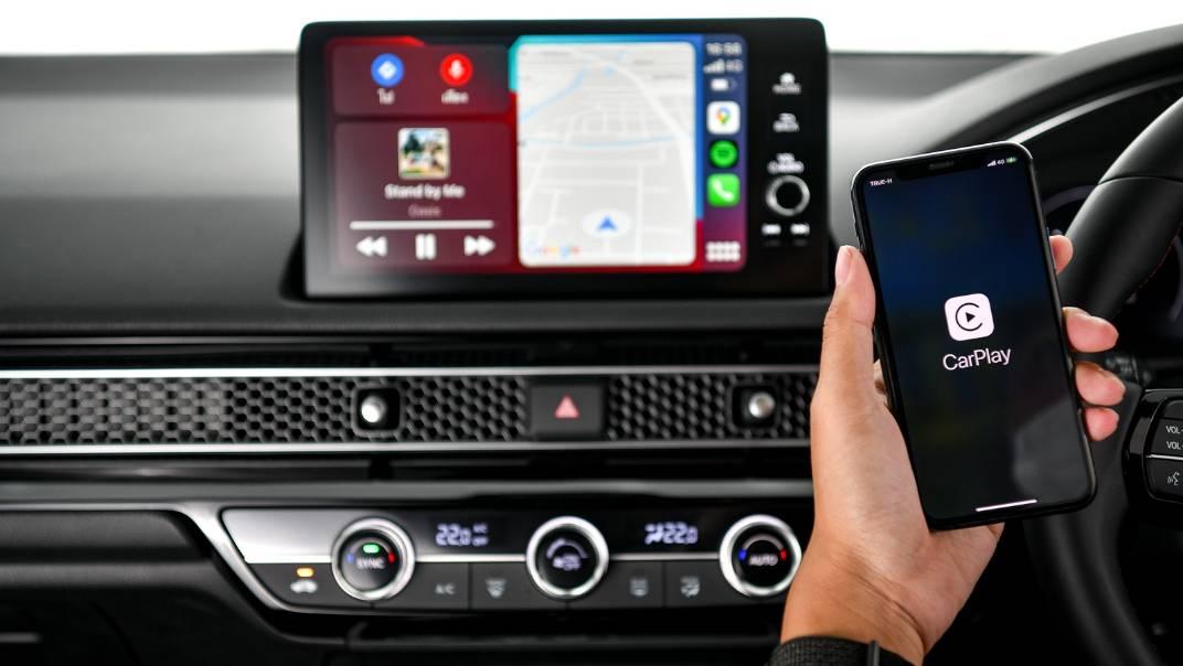 2022 Honda Civic Upcoming Version Interior 063