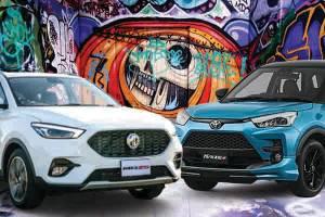 Lebih Murah Rp8,8 Juta, MG ZS Activate Bisa Menggeser Toyota Raize GR Sport CVT?