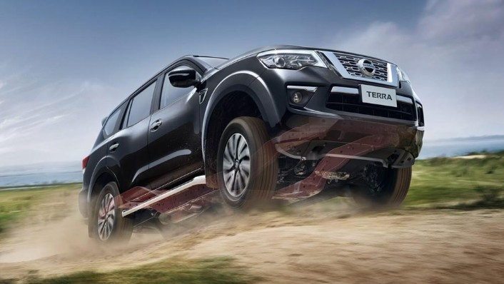 Nissan Terra 2019 Exterior 008