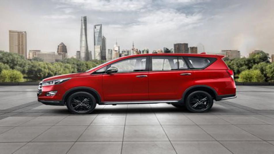 Toyota Venturer 2019 Exterior 002