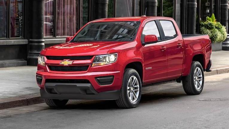 Chevrolet Colorado 2019 Exterior 004