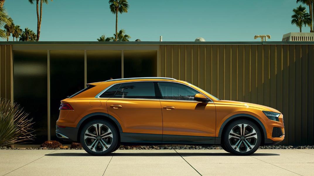 Audi Q8 2019 Exterior 017