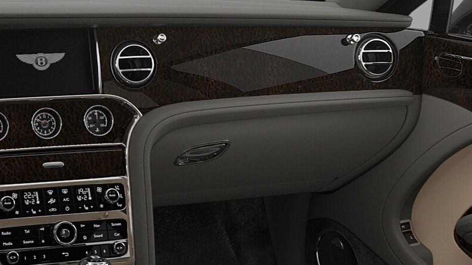 Bentley Mulsanne 2019 Interior 006