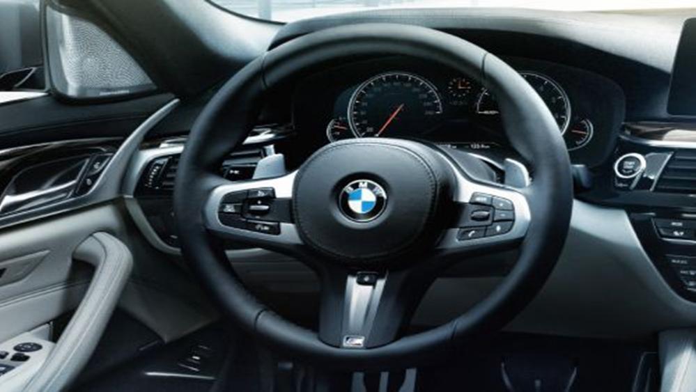 BMW 5 Series Sedan 2019 Interior 001