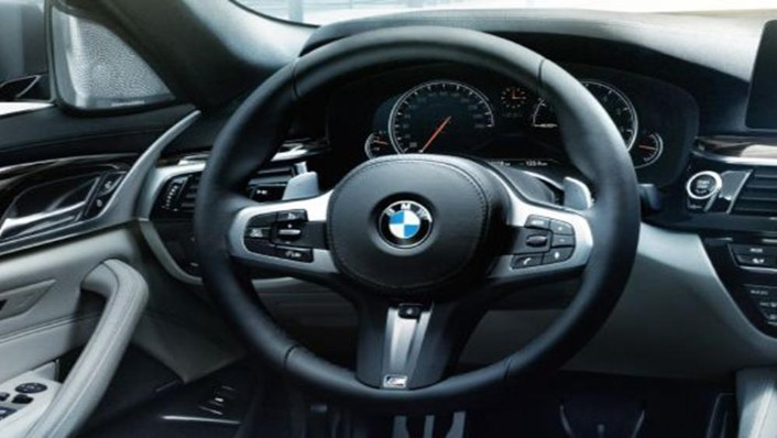 BMW 5 Series Sedan 2019 Interior 001
