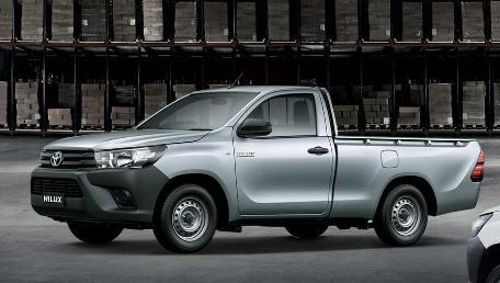 2020 Toyota Hilux 2.4L S -Cab Diesel 4x2 MT Daftar Harga, Gambar, Spesifikasi, Promo, FAQ, Review & Berita di Indonesia | Autofun