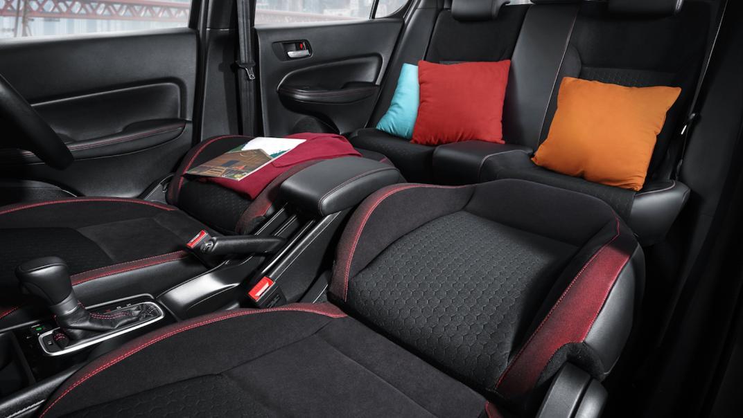 2021 Honda City Hatchback Interior 007