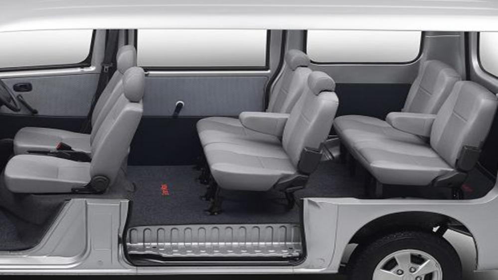 Daihatsu Gran Max MB 2019 Interior 008