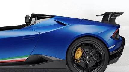 Lamborghini Huracan 2019 Exterior 029