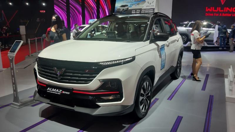 Daftar Medium SUV Terlaris Selama Maret 2021, Wuling Almaz Kembali Menggeser Kejayaan Honda CR-V 02