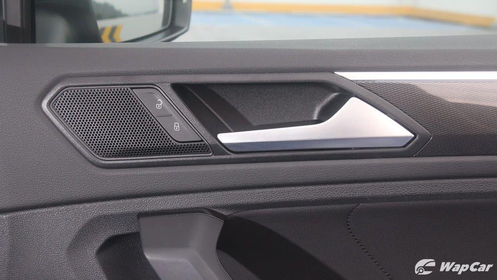 Volkswagen Tiguan 2019 Interior 035