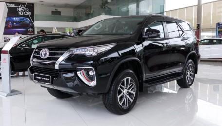 Toyota Fortuner 2.4 G AT Daftar Harga, Gambar, Spesifikasi, Promo, FAQ, Review & Berita di Indonesia | Autofun