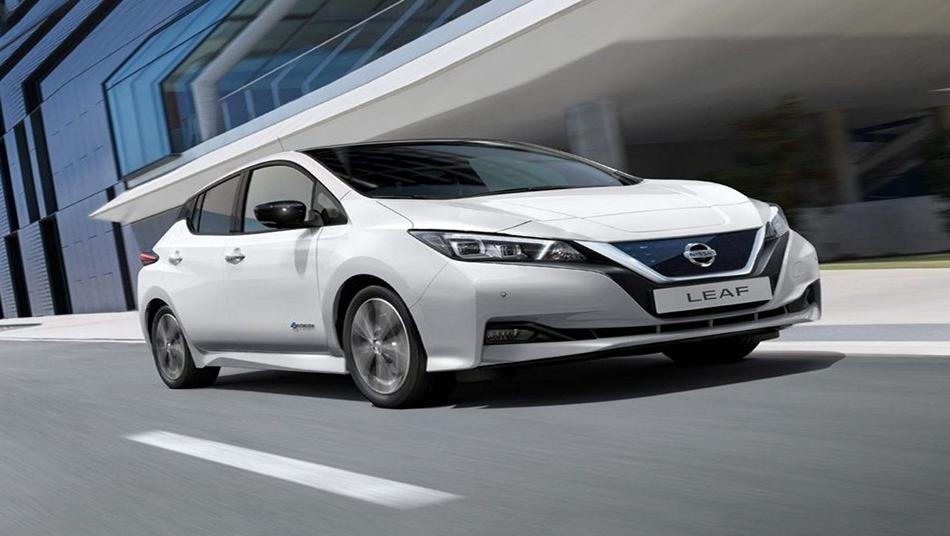 Nissan Leaf 2019 Exterior 006