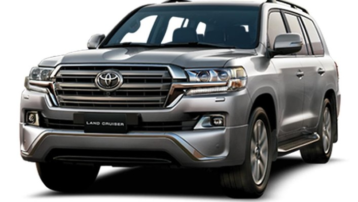 Toyota Land Cruiser 2019 Exterior 001