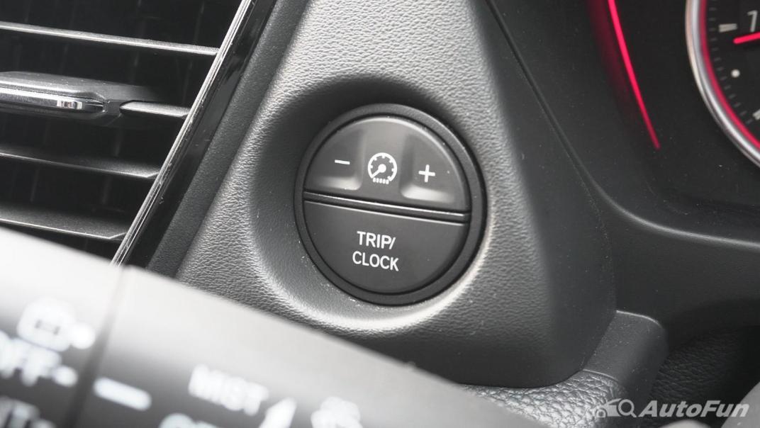 2021 Honda City Hatchback RS 1.5 CVT Interior 003