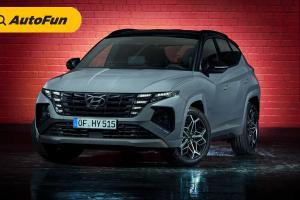 Hyundai Tucson N Line 2021 Resmi Diperkenalkan, Tampang Sporty dan Suspensi  Canggih