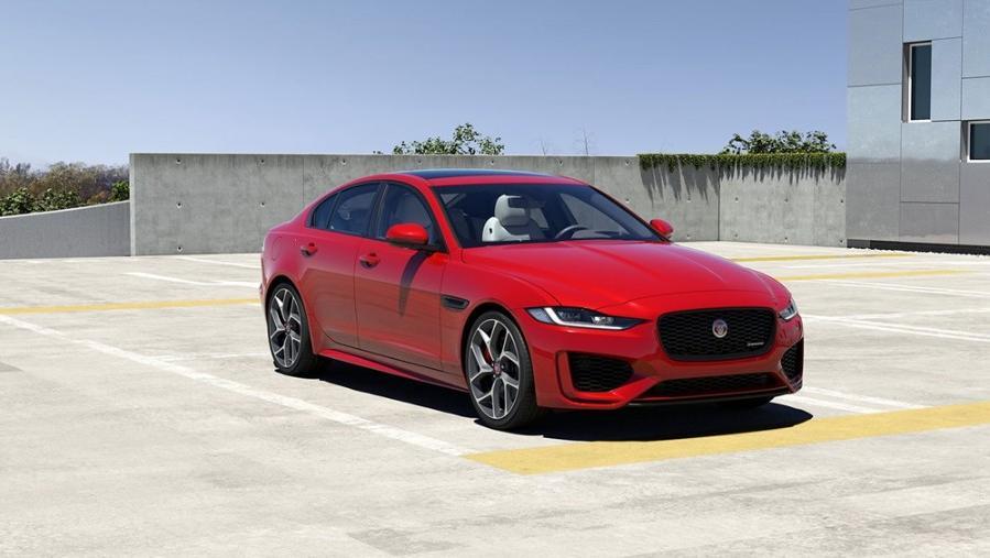 Jaguar XE 2019 Exterior 008