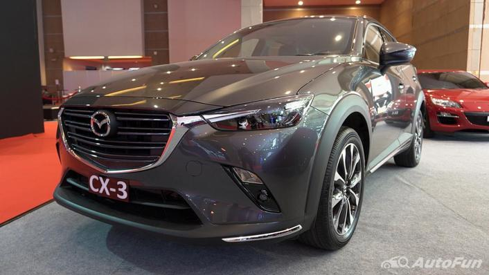 2021 Mazda CX-3 Exterior 001