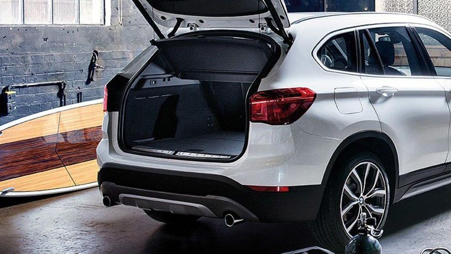 BMW X1 2019 Interior 017