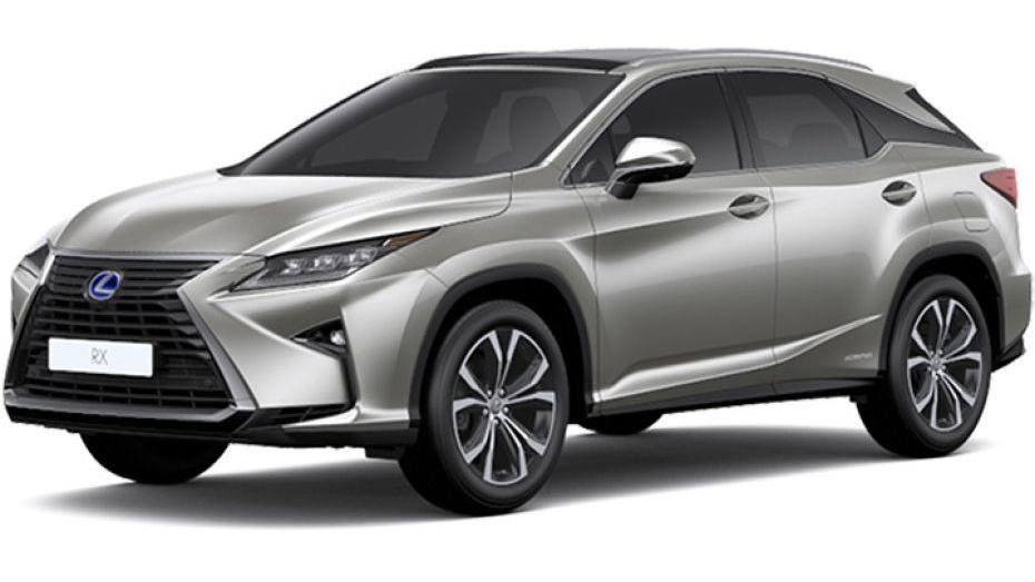 Lexus RX 2019 Others 003