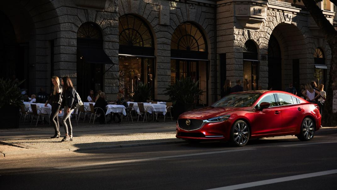 Mazda 6 Elite Sedan Exterior 001