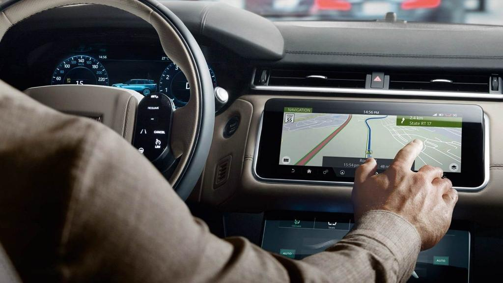 Land Rover Range Rover Velar 2019 Interior 006