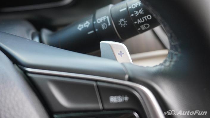 2021 Honda Accord 1.5L Interior 007