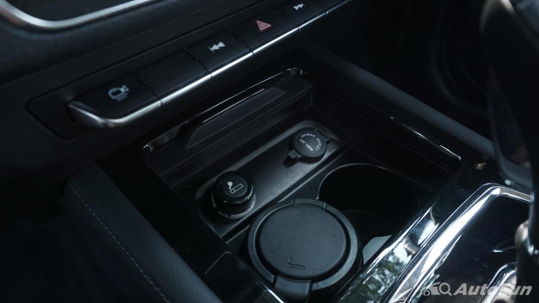 DFSK Glory i-Auto Intelligent Interior 037