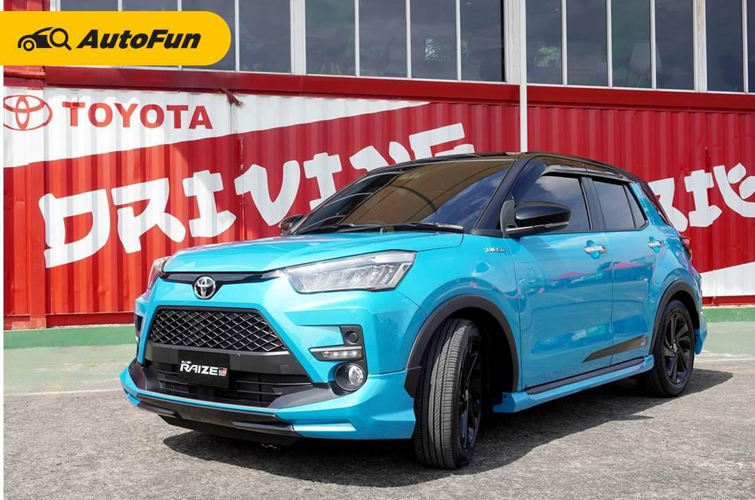 Adu Fitur Keselamatan Aktif TSS di Toyota Raize vs Honda Sensing, Apakah Diperlukan Mobil 'Murah'? 01