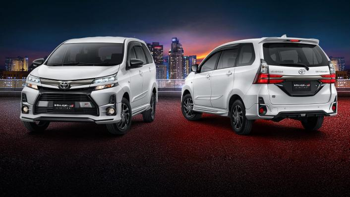 2021 Toyota Veloz 1.5 A/T GR Limited Exterior 003