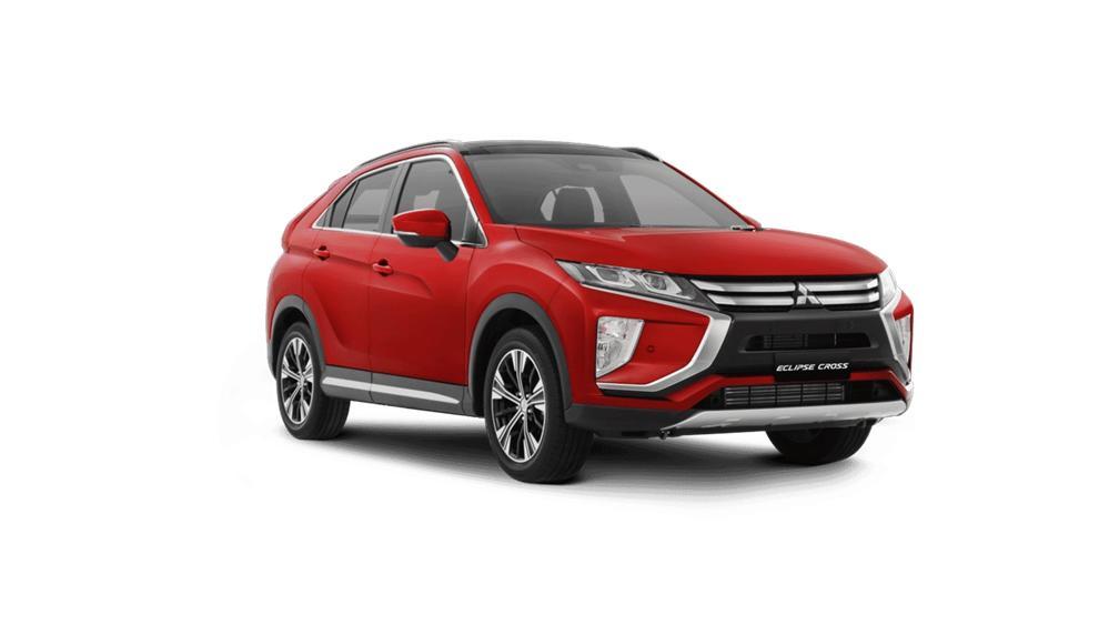 Mitsubishi Eclipse Cross 2019 Exterior 006