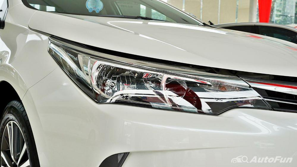 Toyota Corolla Altis 2019 Exterior 063
