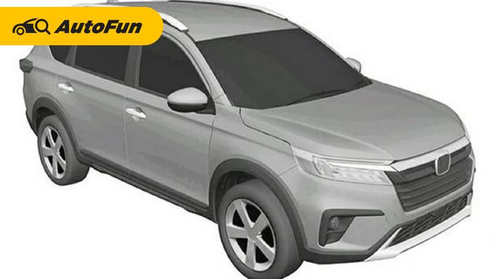 Honda BR-V 2021 di India Akan Pakai Nama Elevate, Ada Empat Varian Tipe 01
