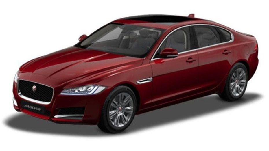 Jaguar XF 2019 Others 016