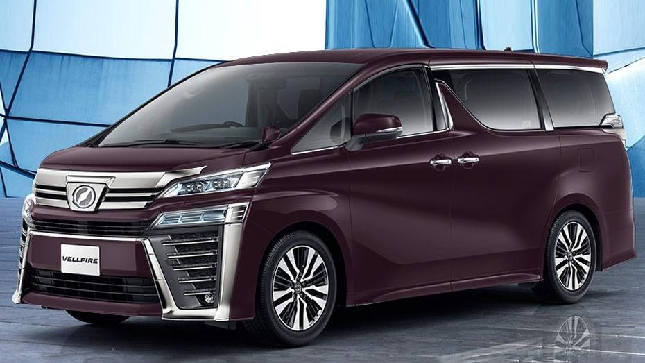 Toyota Vellfire 2019 Others 003