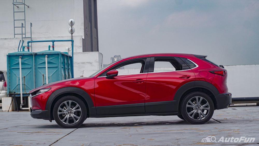 Mazda CX 30 GT Exterior 006