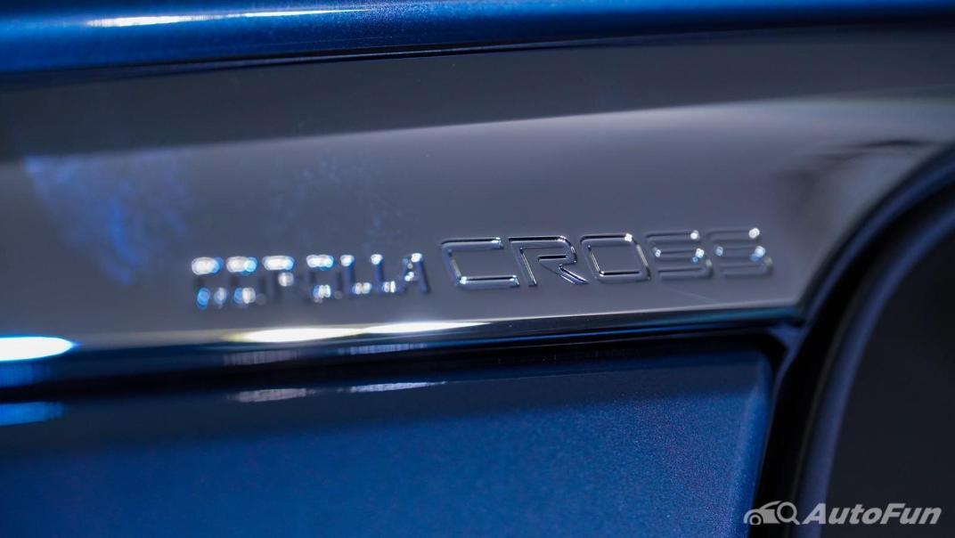 Toyota Corolla Cross Hybrid Exterior 025