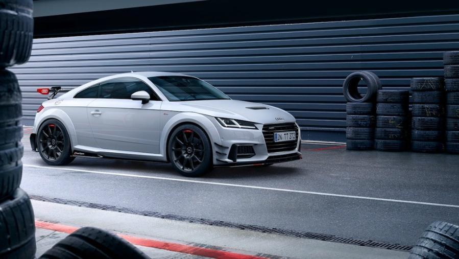 Audi TT Coupe 2019 Exterior 006