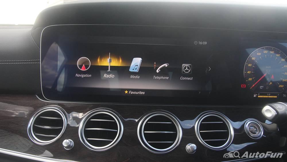 Mercedes-Benz E-Class 2019 Interior 016