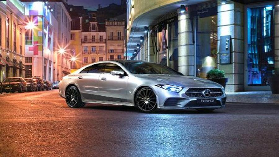Mercedes-Benz CLS-Class 2019 Exterior 001