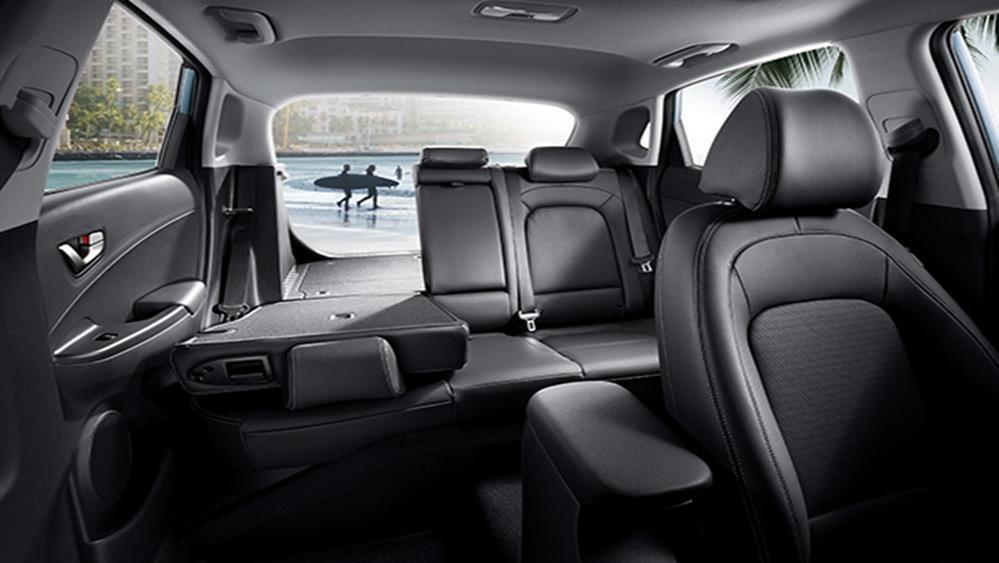 Hyundai Kona 2019 Interior 006