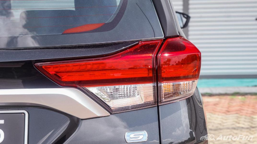 Toyota Rush 2019 Exterior 025