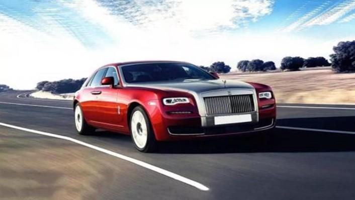 Rolls Royce Ghost 2019 Exterior 001