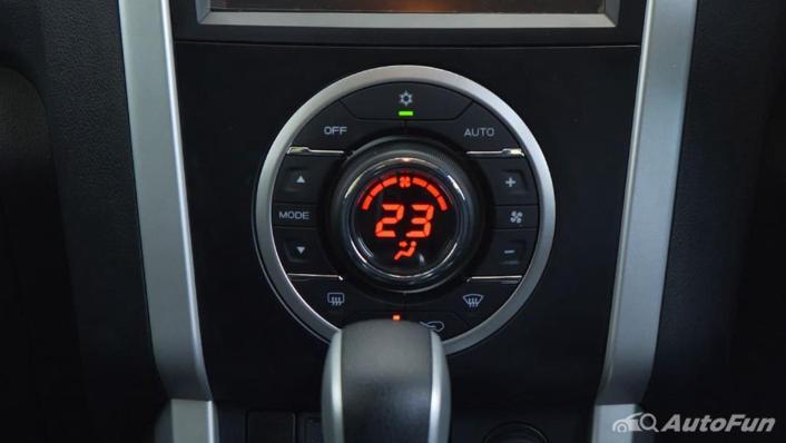 Isuzu D MAX 2019 Interior 007