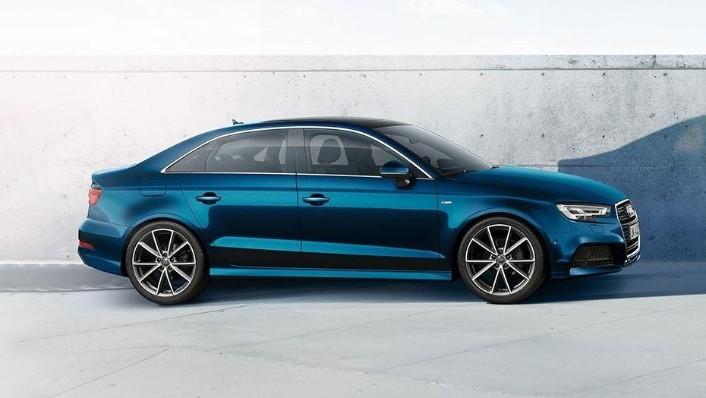Audi A3 2019 Exterior 002