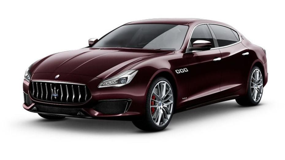 Maserati Quattroporte 2019 Others 009