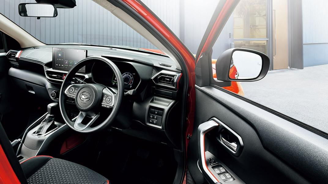 2021 Daihatsu Rocky Upcoming Version Interior 001