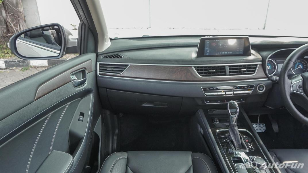 DFSK Glory i-Auto Intelligent Interior 003